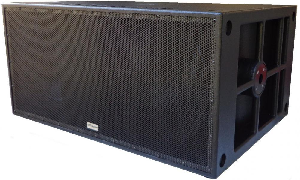 MS sound SB2.5 - 3kW subwoofer