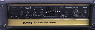 Marshall Dynamic Bass Model 7200