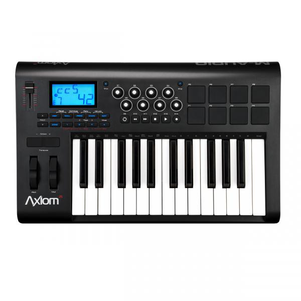 m audio axiom 49 manual