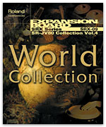 Roland SRX - 09 World Collection