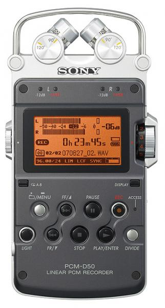 SONY PCM - D50 Linear Recorder
