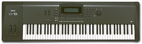 Workstation Yamaha W5