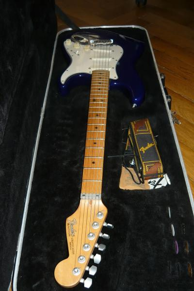 FENDER STRATOCASTER PLUS 1992 MADE IN USA