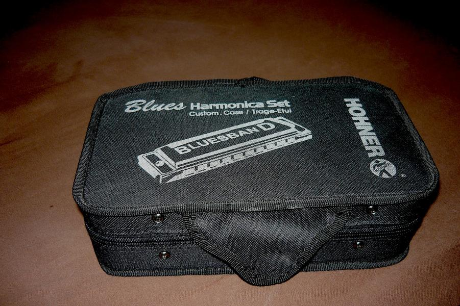 HOHONER HARMONICA BLUES SET