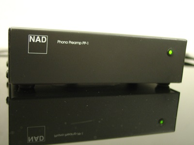 NAD PP-1 - MM phono preamp