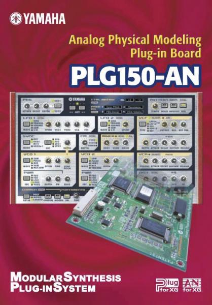 Predám Yamaha PLG150-AN Analog Physical Modeling Plug-in Board