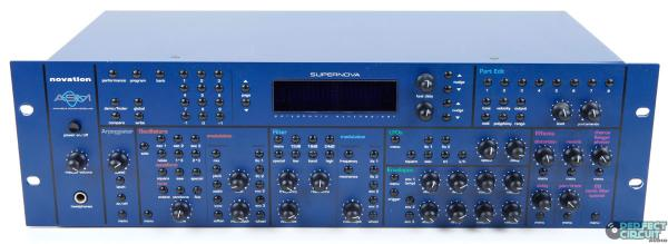 Novation SUPERNOVA
