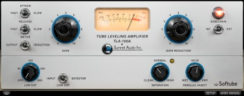 Summit Audio TLA-100A Compressor (Plugin)
