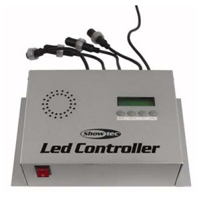 Showtec LED Controller + Showtec LED Glass Panel 1ks + Showtec LED Tube 2ks