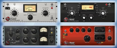 IK Multimedia | T-RackS Vintage Compressors Bundle
