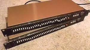 IBANEZ GE-3101 Graphic Equalizer