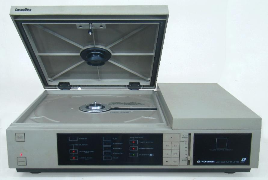 Laser Disc Player PIONEER
