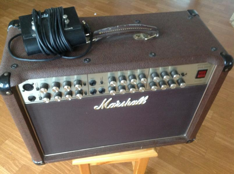 MARSHALL ACOUSTIC AS80R - ANGLIE