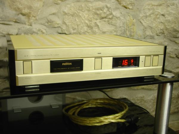 REVOX H7 Digital Audio Satellite Tuner