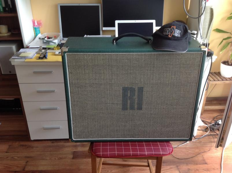 RIVULET RI 212 - RI 112 guitar box