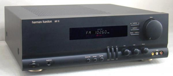 Receiver 5.1 HARMAN KARDON 3x 50 W + 2x 30 W