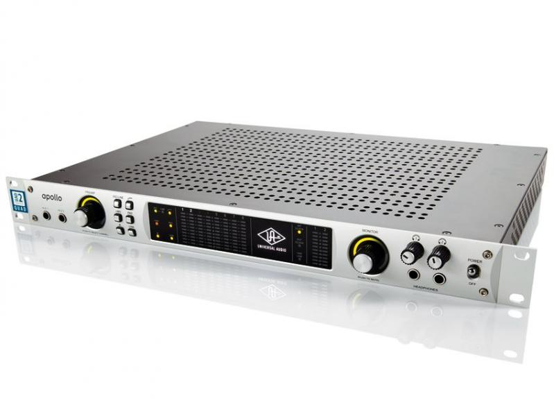 UAD APOLLO QUAD Thunderbolt