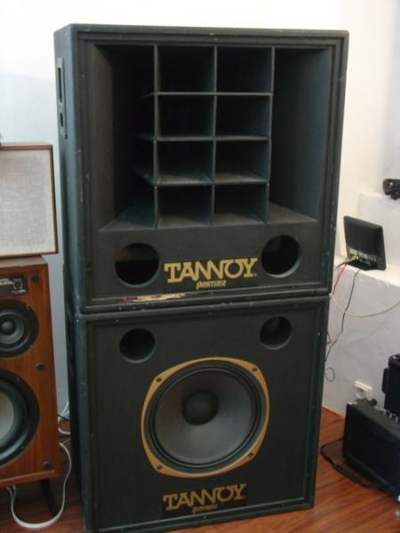 TANNOY Panther 2x a Leopard 2x