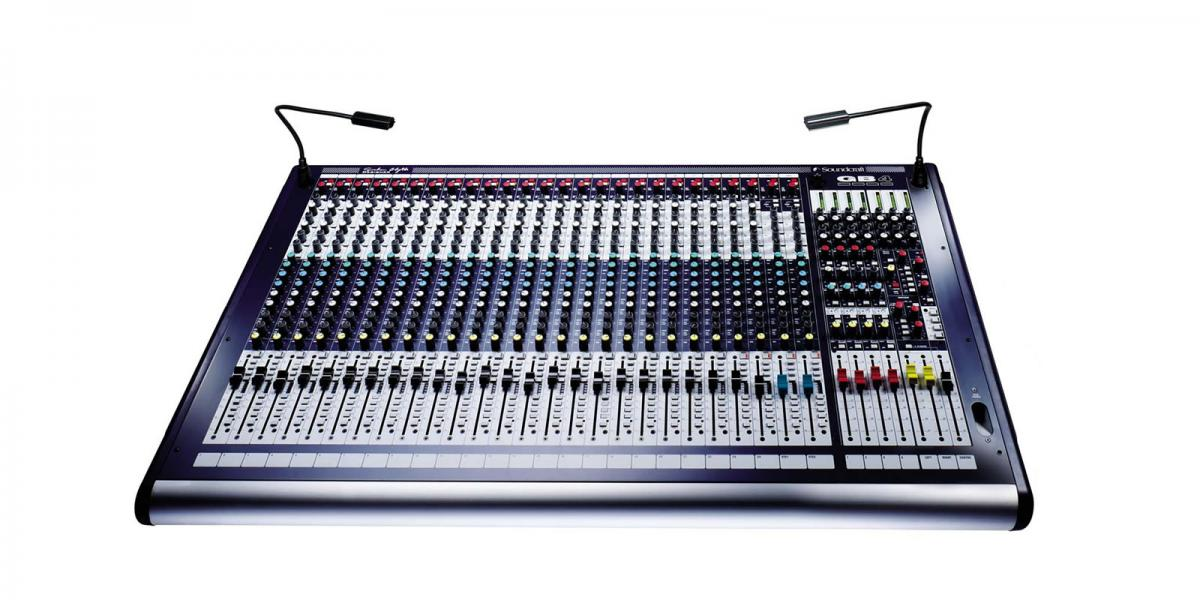 Soundcraft GB4-24CH