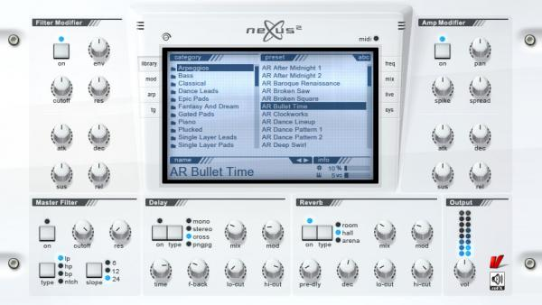 Refx NEXUS 2 PLUS 48 BANK
