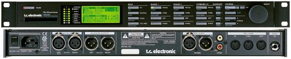 TC Electronic M2000 Studio Effects Processor