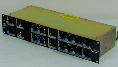 Furman tunable crossover ty-424
