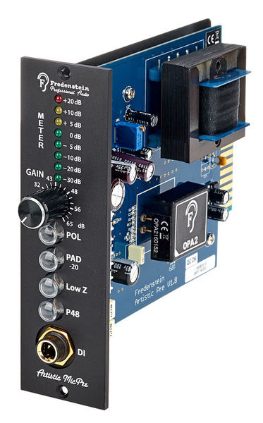 2 KS MIC PREAMP DO API 500 OD FREDENSTEIN