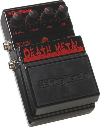 Digitech - death metal