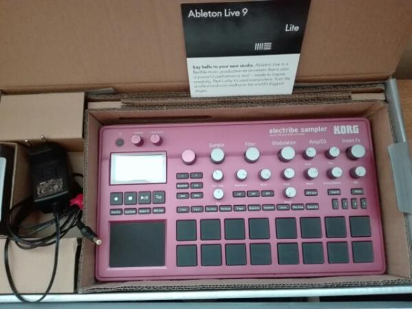 korg electribe ea 1 manual