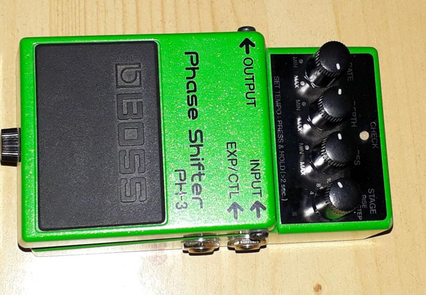 Boss Phase Shifter PH3
