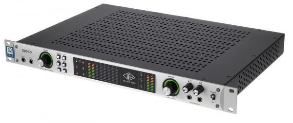 Universal Audio - Apollo FireWire QUAD + Thunderbolt 2 Option Card