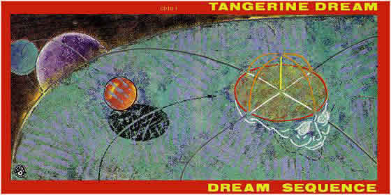Originál 2CD Tangerine dream Dream sequence 1985