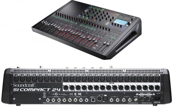 Soundcraft Compact Si24
