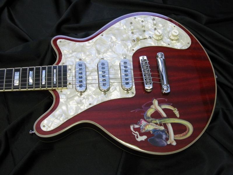 "Brian May ""Red Special"" (copy)"