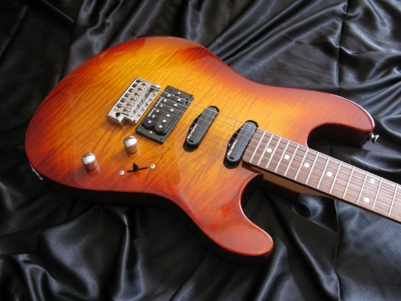 "Reverend Strat Style ""Project"""