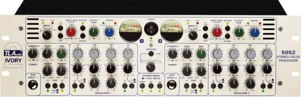 TL Audio 5052 2-Channel Tube Processor