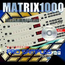 Vyměním sample CD Wav Oberheim Matrix 1000 za jiné sample CD