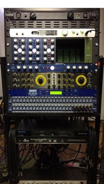 Predam / Vymenim Kenton Pro2000 mkII + Rack Ears + Cables to patchbay