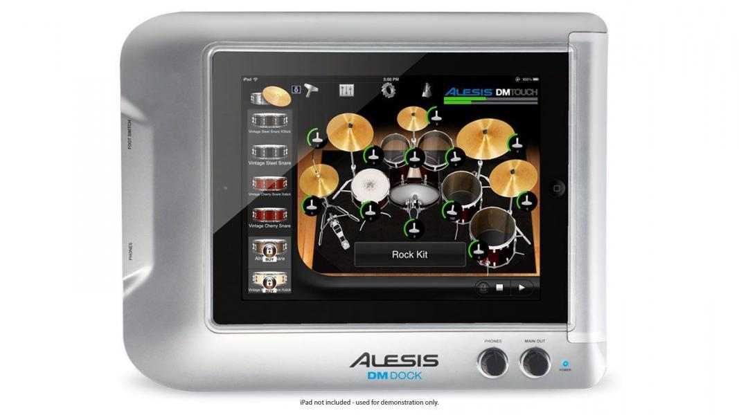 Predám ALESIS DM DOCK Premium Drum Interface for iPad