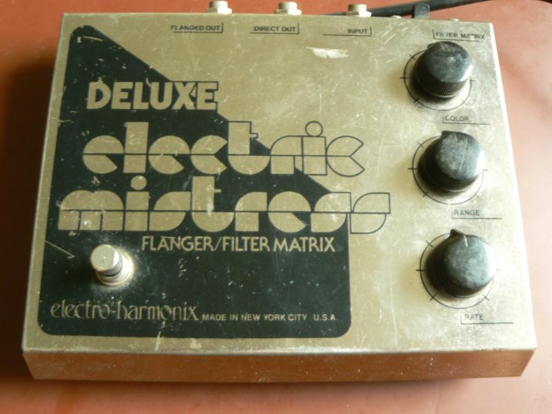 EHX Electric Mistress Deluxe V1 1978