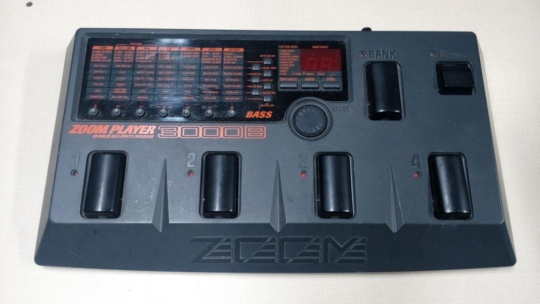 ZOOM Player 3000B