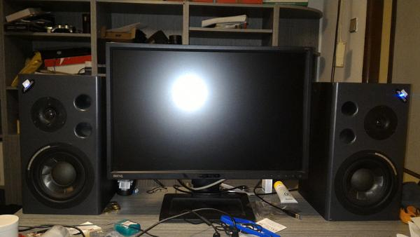 Prodám monitory Alesis M1 Active Mk2