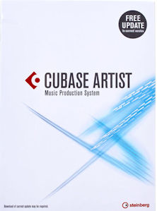 Cubase Artist 9 - Mac + PC