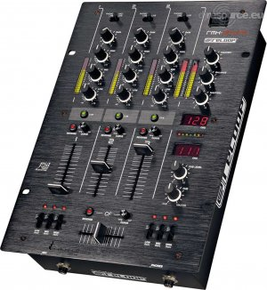 Reloop rmx 30bpm Black fire edition