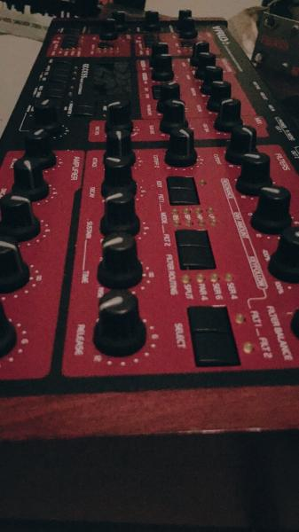 Virus Access - A - Analog Synthesizer -