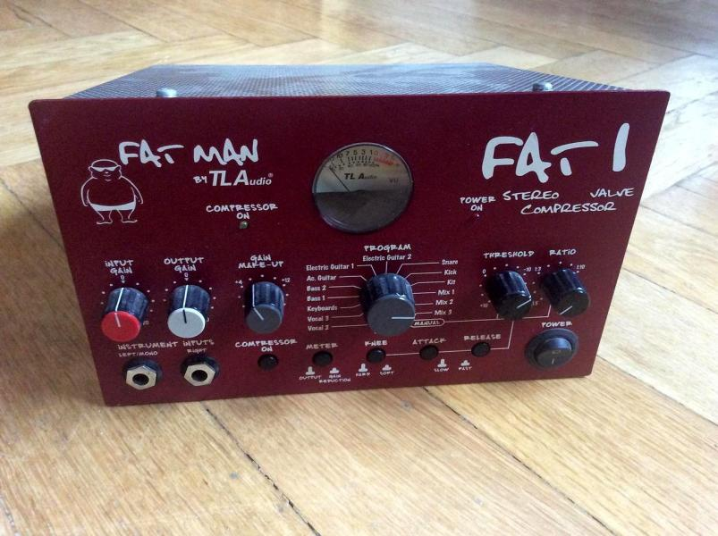 TLAudio Fatman FAT-1