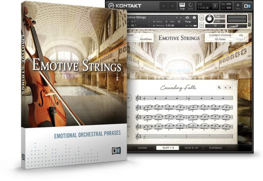 NI Emotive Strings