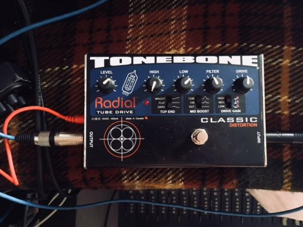Radial Engineering Tonebone Classic Tube Distortion