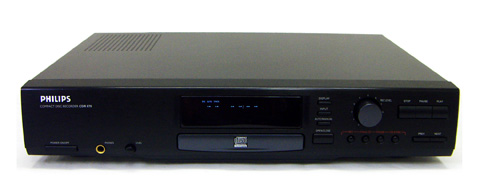 CD recorder PHILIPS CDR 870