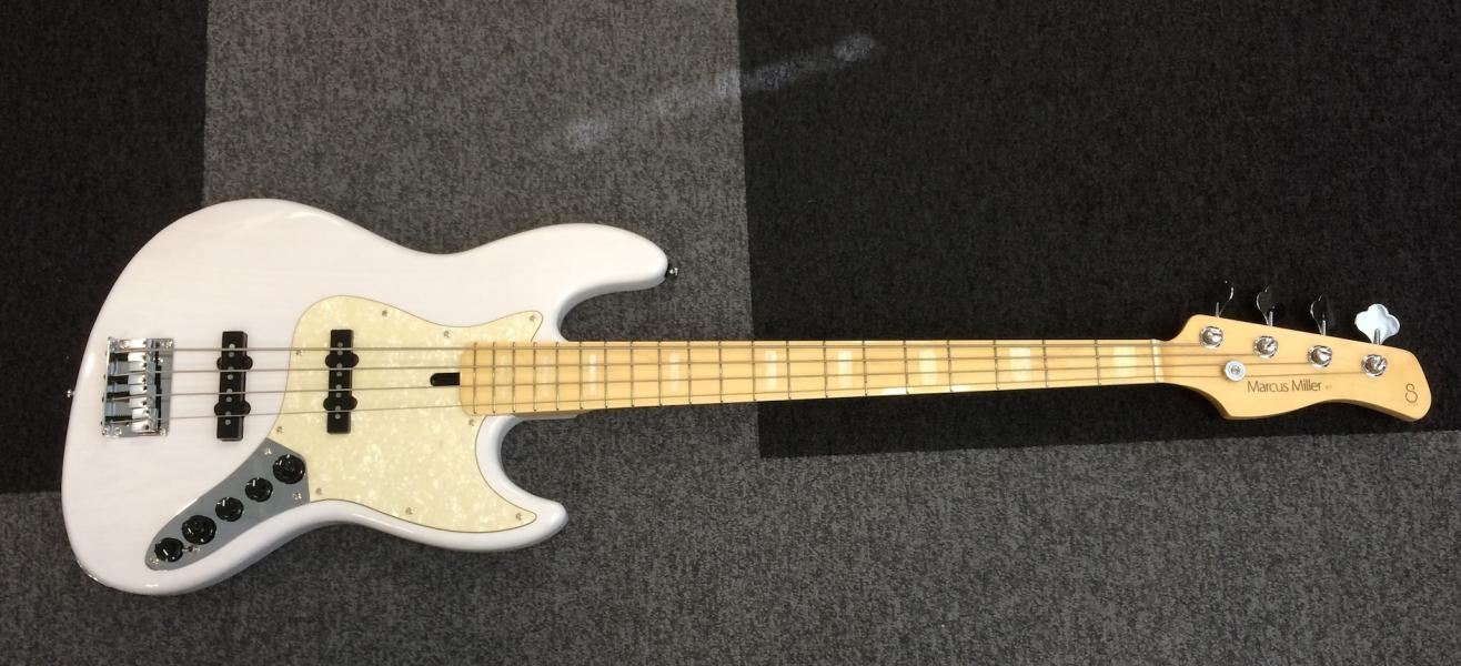 Sire Marcus Miller V7 Swamp Ash-4 WB
